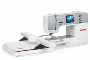 Bernina 770 QE (Quilters Edition inkl. Stickmodul)