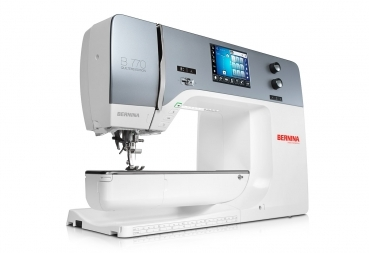 Bernina 770 QE (Quilters Edition)